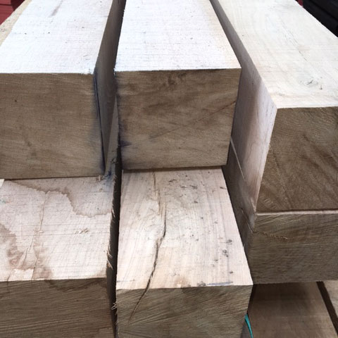 Fresh Sawn Oak