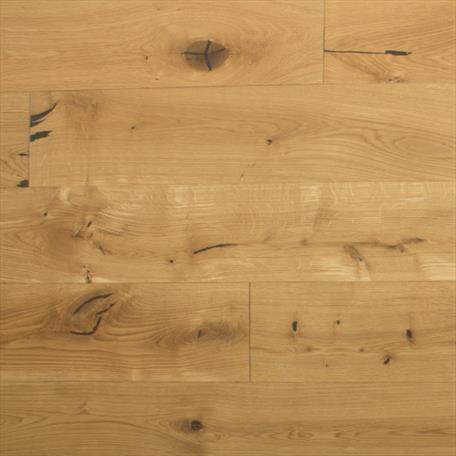 Caledonian Rustic Oak UV Oiled Flooring 20x190mm