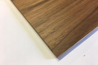Walnut Veneered MDF