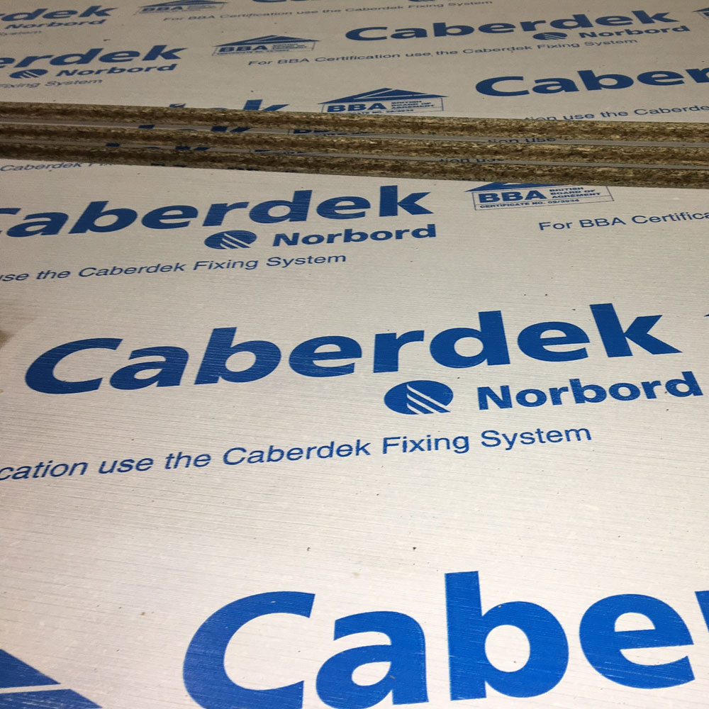 2400x600x22mm Caberdek Film Coated Chipboard